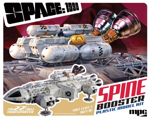Space:1999 Eagle 1/48  Booster Pack Accessory Set